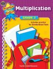 Multiplication Grade 3 (Practice Makes Perfect (Teacher Created Materials)) Cover Image