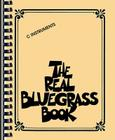 The Real Bluegrass Book, C Instruments Cover Image