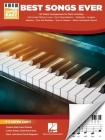 Best Songs Ever Super Easy Piano Songbook Cover Image