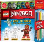 Lego Ninjago Ht Draw Ninja Vil Cover Image