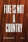 Fire Is Not a Country: Poems Cover Image