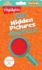 Secret Hidden Pictures® Animal Puzzles (Highlights Fun to Go) Cover Image