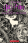 Harry Potter and the Prisoner of Azkaban (Brian Selznick Cover Edition) Cover Image