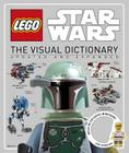 Lego Star Wars: The Visual Dictionary [With Luke Skywalker Minifigure] Cover Image