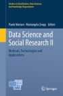Data Science and Social Research II: Methods, Technologies and Applications (Studies in Classification) Cover Image