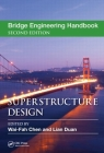 Bridge Engineering Handbook: Superstructure Design (Bridge Engineering Handbooks) Cover Image