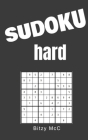 Sudoku Hard: Adult Puzzle Book Activity Book for Adults 320 Hard Sudoku Puzzles and Solutions Brain Trainer 5x8 Cover Image