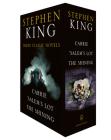 Stephen King Three Classic Novels Box Set: Carrie, 'Salem's Lot, The Shining Cover Image