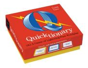 Quicktionary: A Game of Lightning-fast Wordplay Cover Image