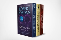 Wheel of Time Premium Boxed Set II: Books 4-6 (The Shadow Rising, The Fires of Heaven, Lord of Chaos) Cover Image