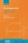 The European Voter (Comparative Politics) Cover Image