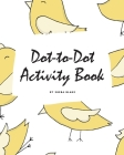 Dot-to-Dot with Animals Activity Book for Children (8x10 Coloring Book / Activity Book) Cover Image