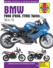 BMW F800 (F650, F700) Twins: '06 to '16 (Haynes Service & Repair Manual) Cover Image