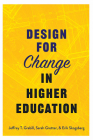 Design for Change in Higher Education Cover Image