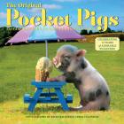 The Original Pocket Pigs Wall Calendar 2022: The Teacup Piggies of Pennywell Farm. Cover Image