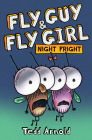 Fly Guy and Fly Girl: Night Fright Cover Image
