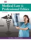 Medical Law & Professional Ethics Cover Image