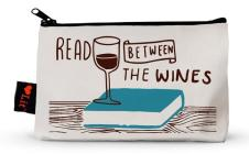 Read Between the Wines Pencil Pouch Cover Image