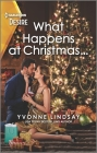 What Happens at Christmas...: A Steamy Holiday Romance Cover Image