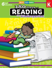 180 Days of Reading for Kindergarten: Practice, Assess, Diagnose (180 Days of Practice) Cover Image
