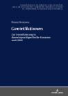 Gentrifiktionen; Zur Gentrifizierung in deutschsprachigen Berlin-Romanen nach 2000 Cover Image