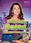 Melinda Gates: Philanthropist Cover Image