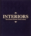 Interiors (Midnight Blue Edition): The Greatest Rooms of the Century Cover Image