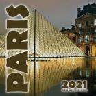 Paris 2021 Mini Wall Calendar Cover Image