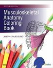 Musculoskeletal Anatomy Coloring Book Cover Image
