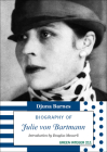Biography of Julie Von Bartmann Cover Image