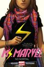 No Normal (Ms. Marvel Graphic Novels #1) Cover Image