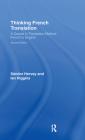 Thinking French Translation (Thinking Translation) Cover Image