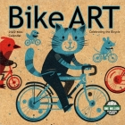 Bike Art 2022 Mini Wall Calendar: In Celebration of the Bicycle Cover Image