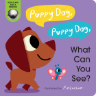 Puppy Dog, Puppy Dog, What Can You See? Cover Image