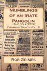 Mumblings of an Irate Pangolin (The Collected Chimping Dandy) Cover Image