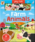 Play Felt Farm Animals (Soft Felt Play Books) Cover Image