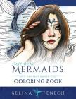 Mythical Mermaids - Fantasy Adult Coloring Book Cover Image