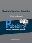 Student's Solutions Guide for Introduction to Probability, Statistics, and Random Processes Cover Image
