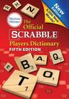 The Official Scrabble Players Dictionary, Fifth Edition Cover Image