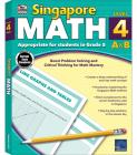 Singapore Math, Grade 5 Cover Image