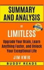 Summary and Analyis of Limitless by Jim Kwik Cover Image
