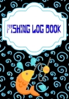 Fishing Logbook Toggle: Saltwater Fishing Log Book Size 7 X 10 INCHES Cover Glossy - Little - Saltwater # Tips 110 Page Standard Prints. Cover Image