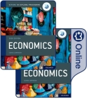 Ib Diploma Economics 2020 Edition Student Book: Theory of Knowledge Online Course Book Set [With eBook] Cover Image