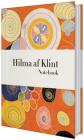 Hilma AF Klint Orange Notebook Cover Image