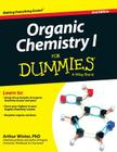 Organic Chemistry I for Dummies Cover Image