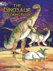 The Dinosaur Coloring Book (Dover Nature Coloring Book) Cover Image
