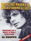 Backstage Passes & Backstabbing Bastards: Memoirs of a Rock 'n' Roll Survivor Cover Image