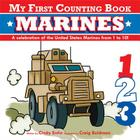 My First Counting Book: Marines Cover Image
