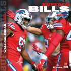 Buffalo Bills 2021 12x12 Team Wall Calendar Cover Image