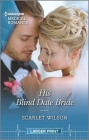 His Blind Date Bride Cover Image